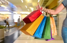 Shopping bags save money
