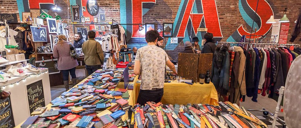 save off the books flea market