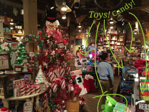 toy candy overload